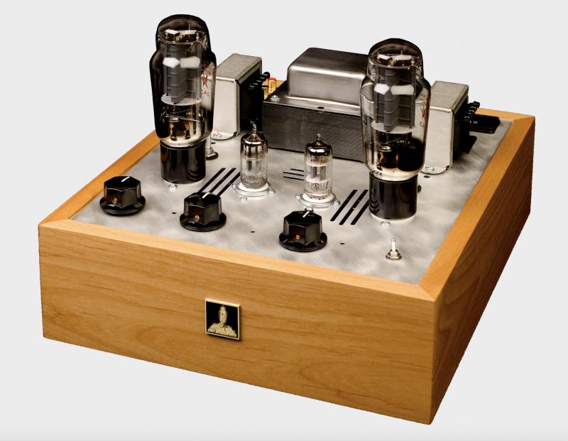Bottlehead's $1,029, 3.5-watt Stereomour II