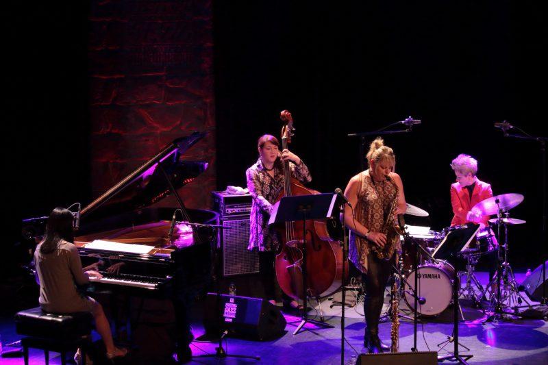 Christine Jensen's New York Quartet at the 2019 Montreal Jazz Festival