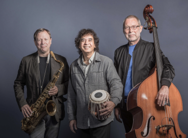 Chris Potter, Zakir Hussain, Dave Holland Announce New Album, 18-Date European Tour in Fall