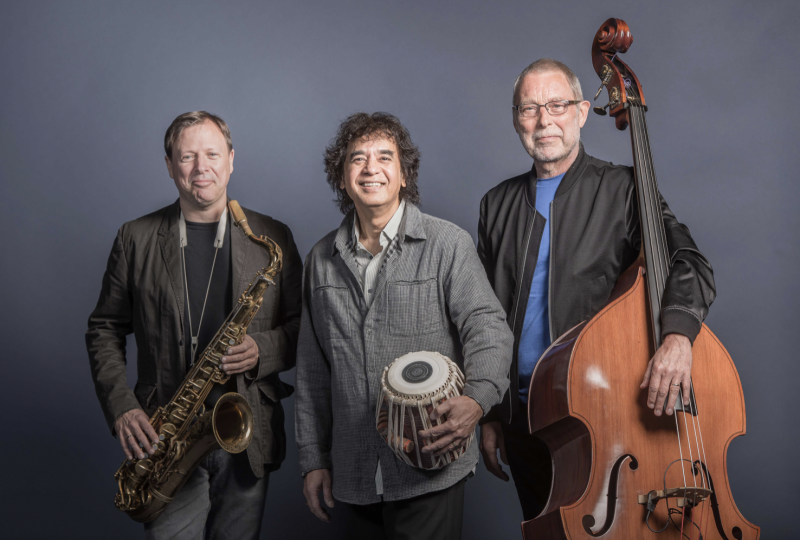 Crosscurrents Trio will have a new album out on Oct. 11