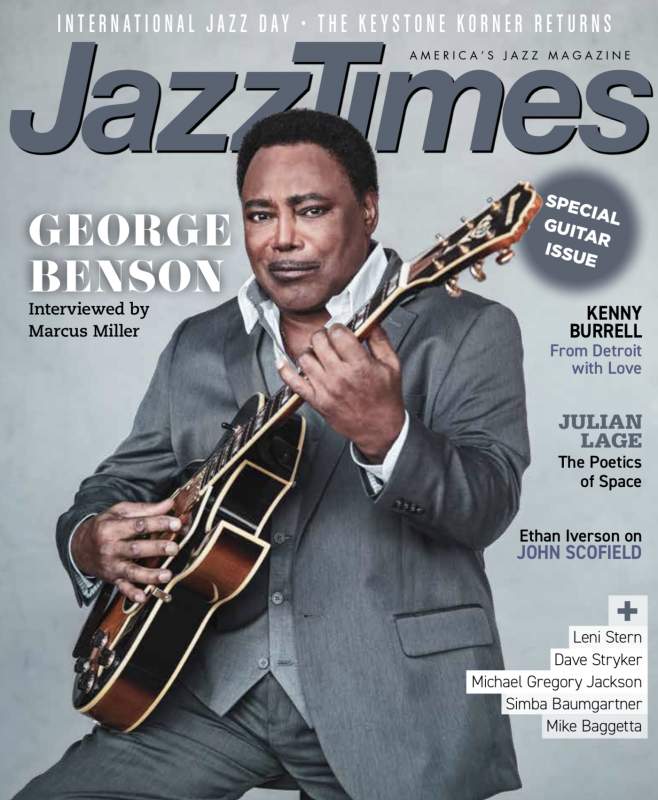 JazzTimes' July/August 2019 Issue is on sale now