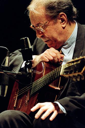 João Gilberto in 2006