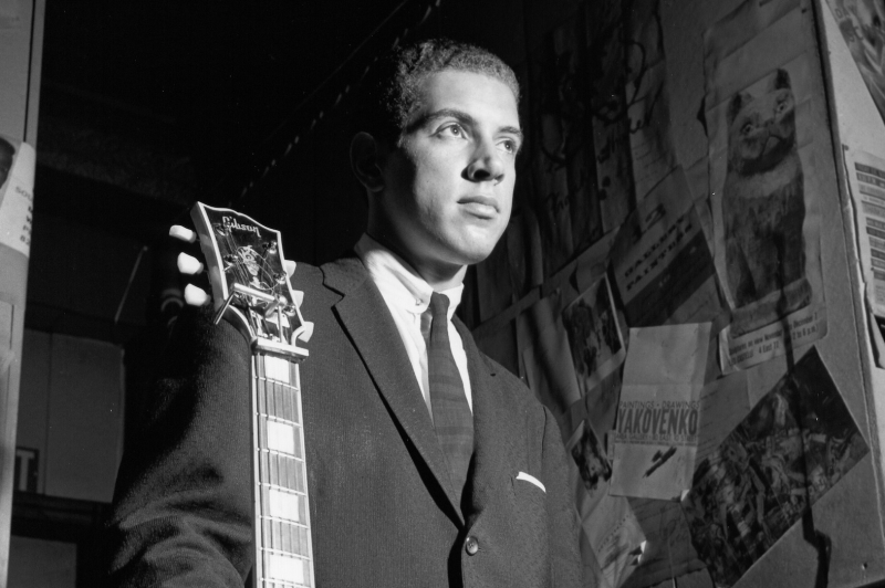 Kenny Burrell in 1959