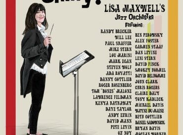 Lisa Maxwell Big Band: Shiny! (Uncle Marvin Music)