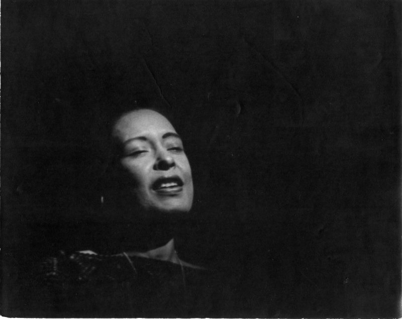 Billie Holiday at Storyville, Boston, April 24. 1959