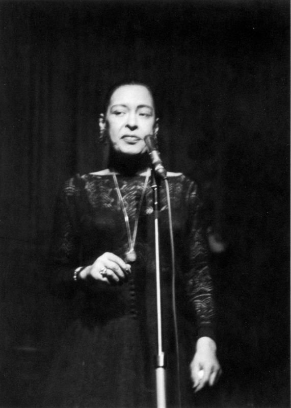 Billie Holiday at Storyville, Boston, April 24, 1959