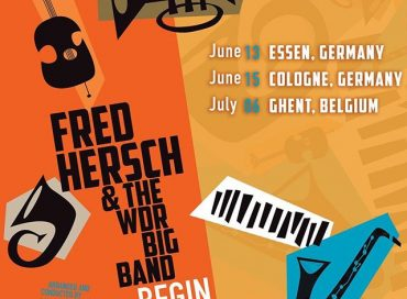 Fred Hersch & WDR Big Band: Begin Again (Palmetto)