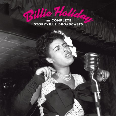 Cover of Billie Holiday's The Complete Storyville Performances