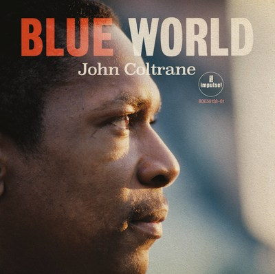 Blue World by John Coltrane (photo: Imputes!/UMe)