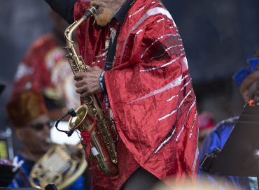 "Sun Ra Arkestra, William Parker Bring ""Sounds of Justice"" to NYC's Town Hall"