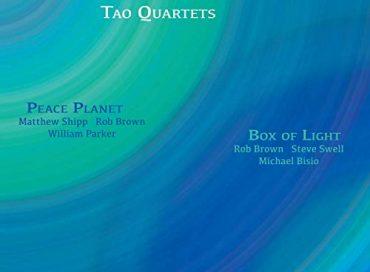 Whit Dickey: The Tao Quartets (AUM Fidelity)