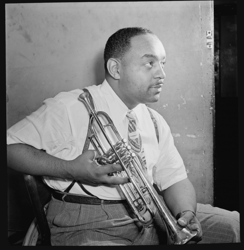 Benny Carter (photo: William Gottlieb)