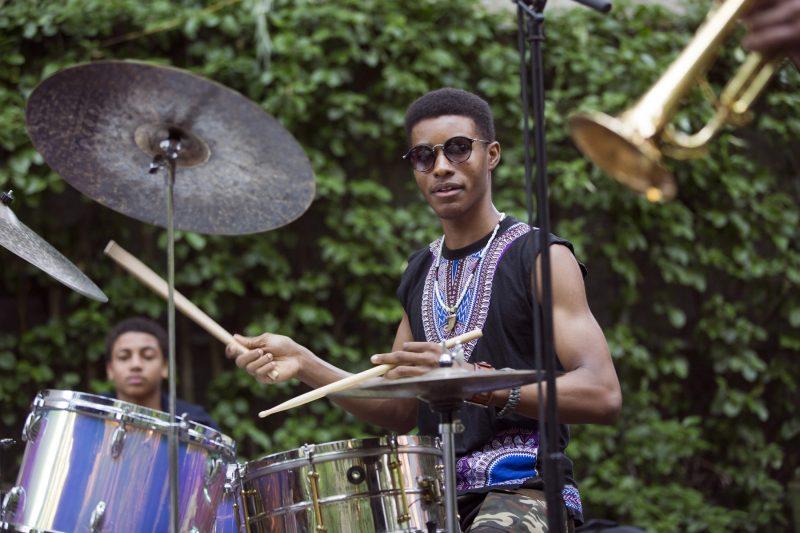 Kojo Roney at the Charlie Parker Jazz Festival
