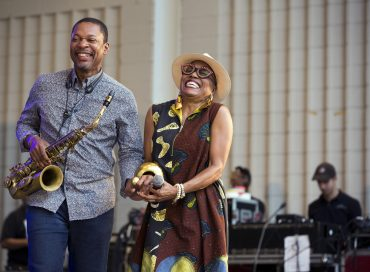 Photos: Scene at the 27th Annual Charlie Parker Jazz Festival