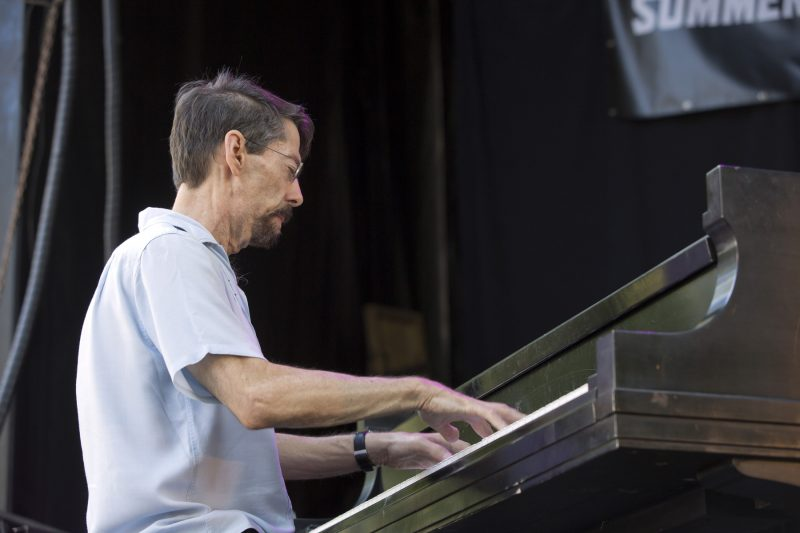 Fred Hersch at the Charlie Parker Jazz Festival