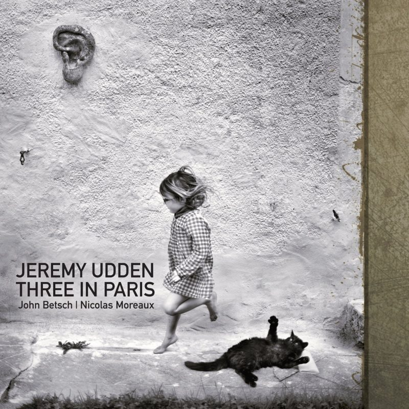 Jeremy Udden, Three in Paris