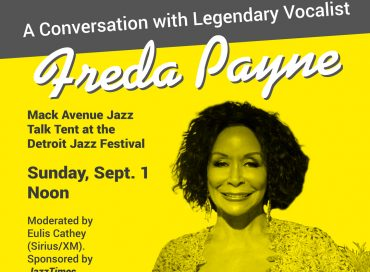 A Conversation with Freda Payne in Detroit on Sept. 1