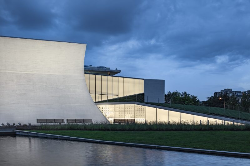 The REACH Opening Festival will celebrate a new performance space at the Kennedy Center in September. (photo: Richard Barnes)