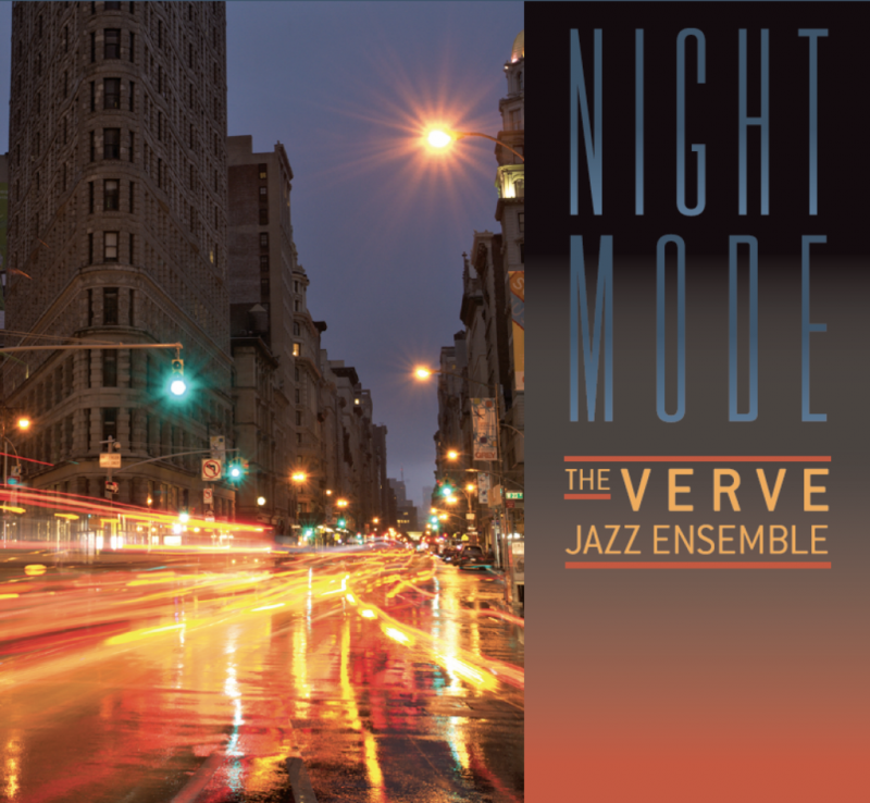 Cover of Night Mode by the Verve Jazz Ensemble