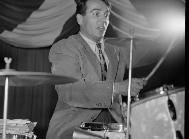 Gearhead: How Gene Krupa Kicked the Drum Kit into the Jazz Age