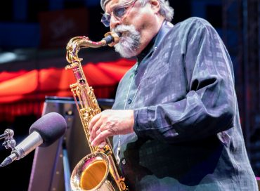 Joe Lovano Gets Universal