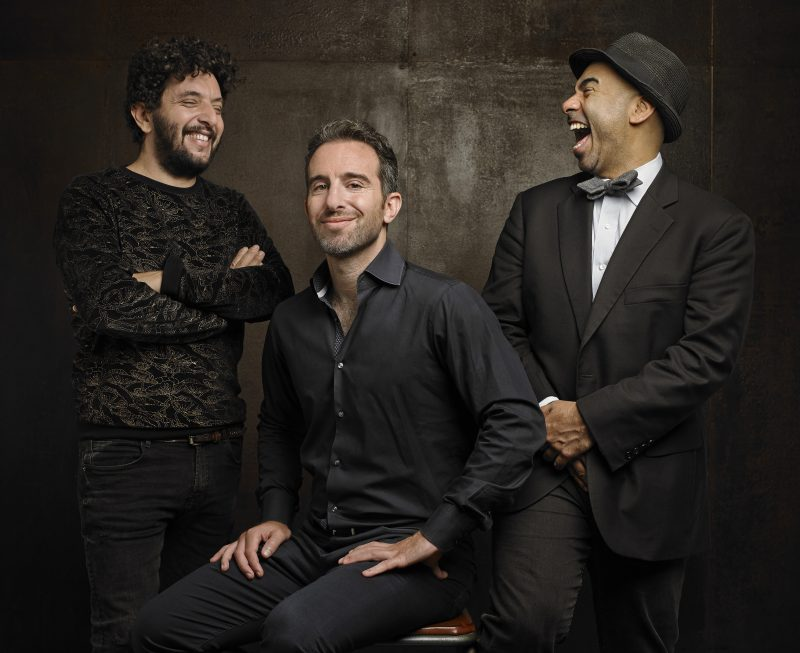 The Yes! Trio: Omer Avital, Aaron Goldberg, and Ali Jackson