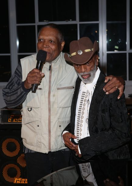 Billy Hart and Roy Haynes