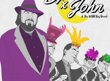 "JT Track Premiere: ""JC's Blues"" by Dr. John and the WDR Big Band"