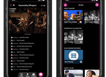 Jazz at Lincoln Center Debuts Jazz Live Mobile App