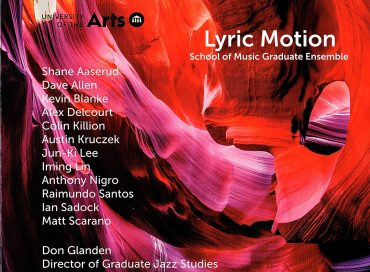 University of the Arts School of Music Grad Ensemble: Lyric Motion (UArts)