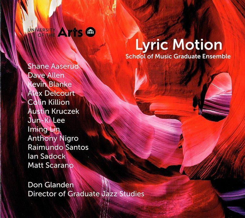 University of the Arts School of Music Graduate School Ensemble, Lyric Motion