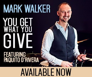 Mark Walker featuring Paquito D'Rivera