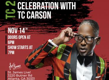 TC 2.0: A Night of Jazz and Celebration with TC Carson