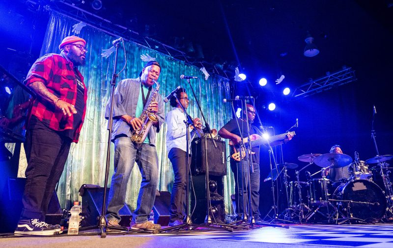 Steve Coleman and Five Elements at the 2019 Belgrade Jazz Festival