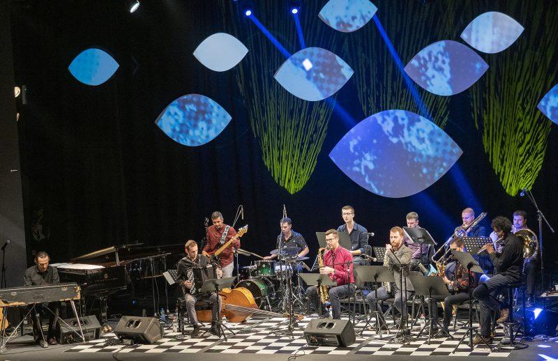 Nikolov-Ivanović Undectet at the 2019 Belgrade Jazz Festival
