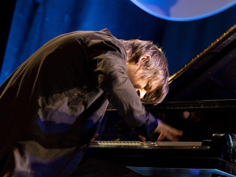 Michael Wollny at the 2019 Belgrade Jazz Festival