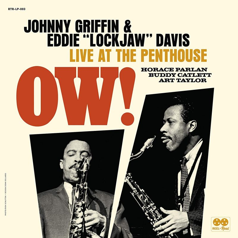 "Johnny Griffin/Eddie ""Lockjaw"" Davis Quintet, OW! Live at the Penthouse"