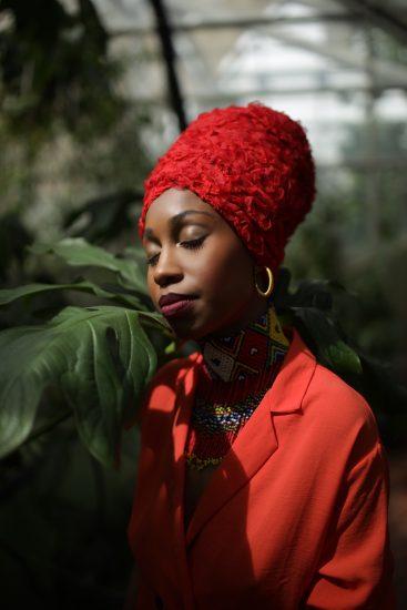 Jazzmeia Horn (photo: Emmanuel Afolabijpg)