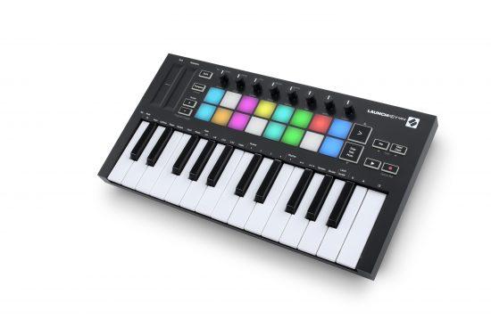 Novation Launchkey Mini mk3 Keyboard Controller