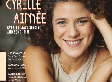 Win a Copy of Our December Issue Signed by Cyrille Aimée