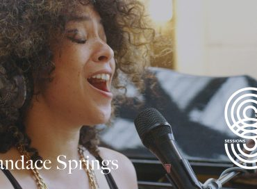 JT Video Premiere: Sanborn Sessions Episode 1 with Kandace Springs