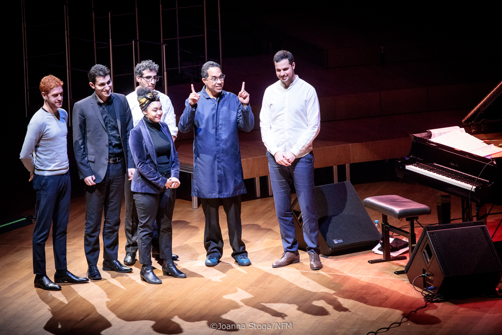 Danilo Pérez and his Global Ambassadors at Jazztopad 2019