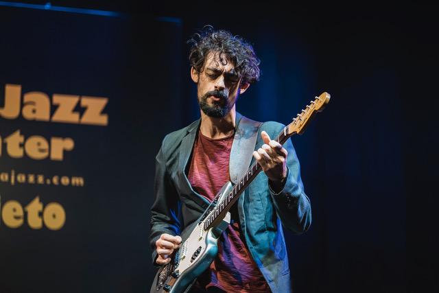 Francesco Diodati at Umbria Jazz Winter 2019