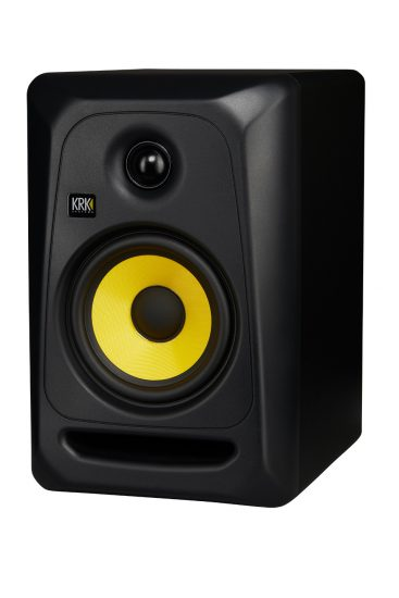 KRK Systems' Classic 5 Professional Bi-amp Studio Monitors