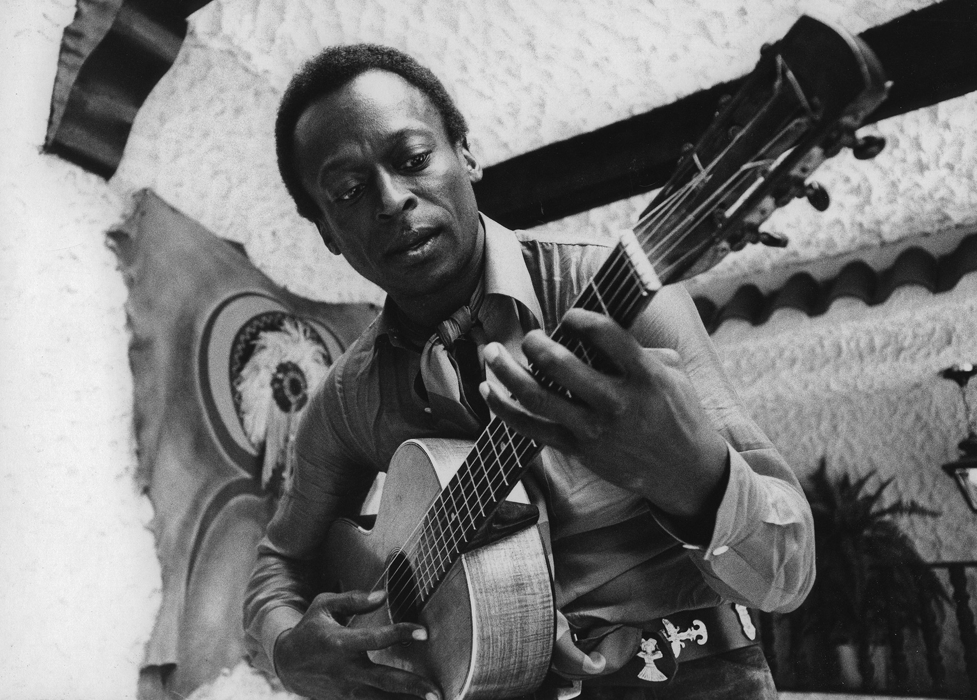 Miles Davis in 1971