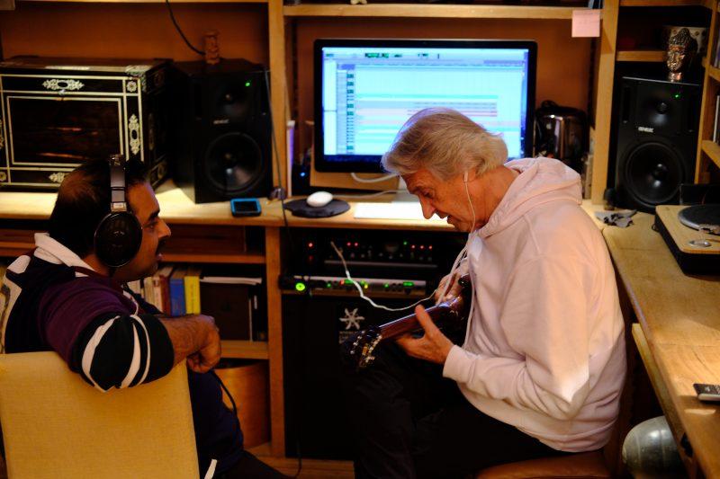 John McLaughlin and Shankar Mahadevan
