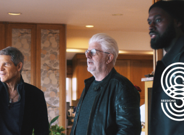 JT Video Premiere: Sanborn Sessions Episode 2 with Michael McDonald and Brian Owens