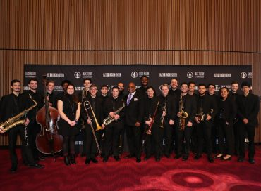 Temple University Jazz Band Wins Jack Rudin Jazz Championship