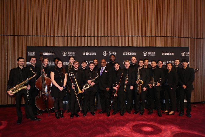 The Temple University Jazz Band