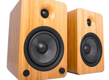 Audio Files: Powered Speakers